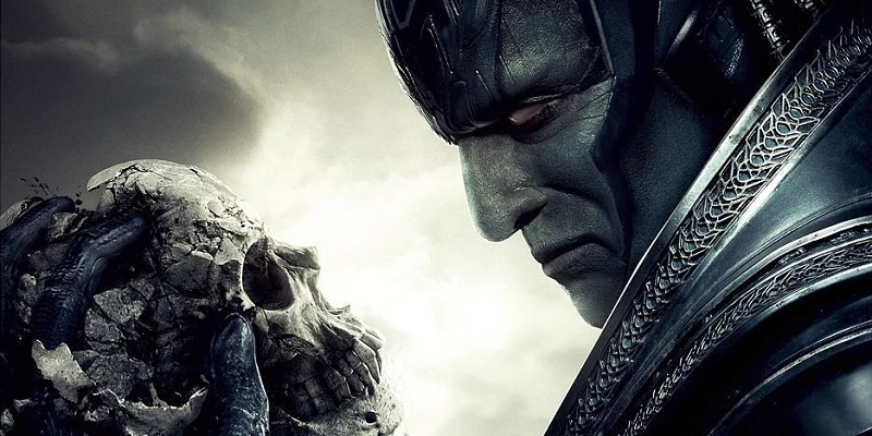 Even Oscar Isaac wasn't happy with the first photos of Apocalypse!
