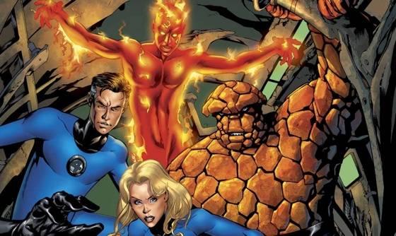 Fantastic Four (Comic Vine)