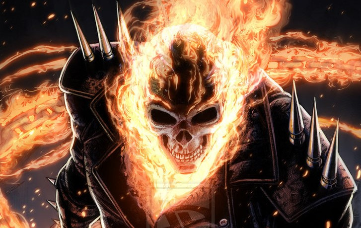 Ghost Rider (Comic Vine)