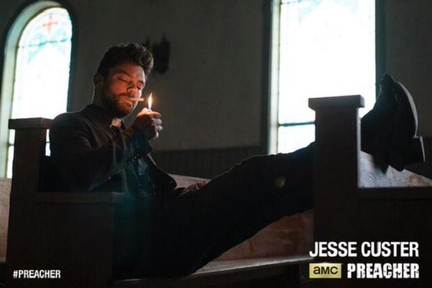 Jesse Custer (Den of Geek)