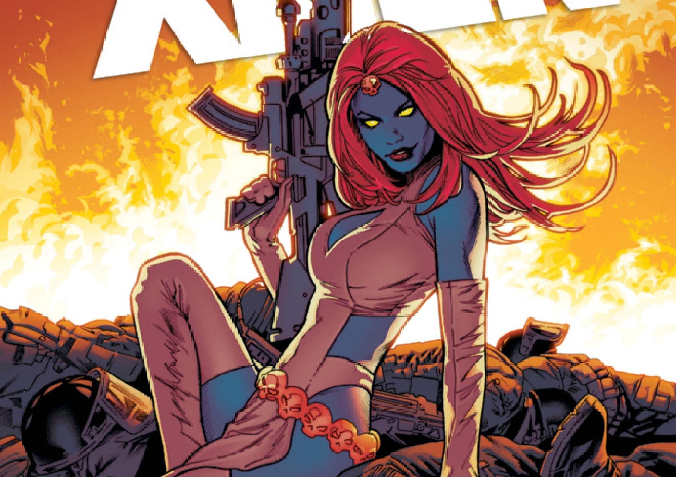 Mystique (Comic Vine) - Daily Superheroes - Your daily dose of Superheroes news