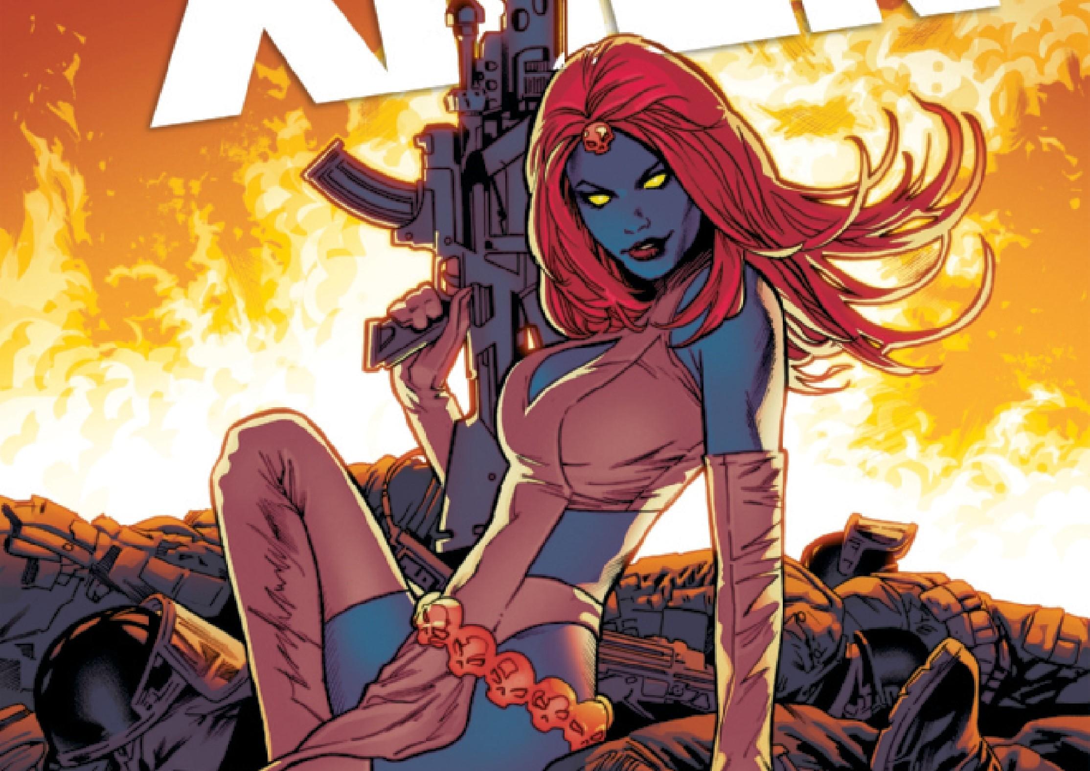 Mystique (Comic Vine)