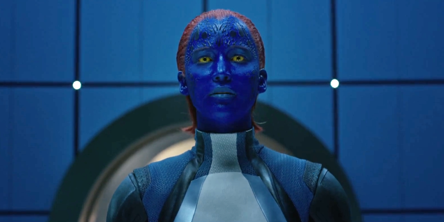 Mystique, proud but not too much (Screen Rant)