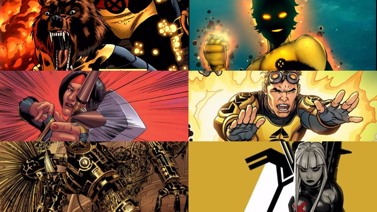 New Mutants Roster Revealed - Daily Superheroes - Your ...