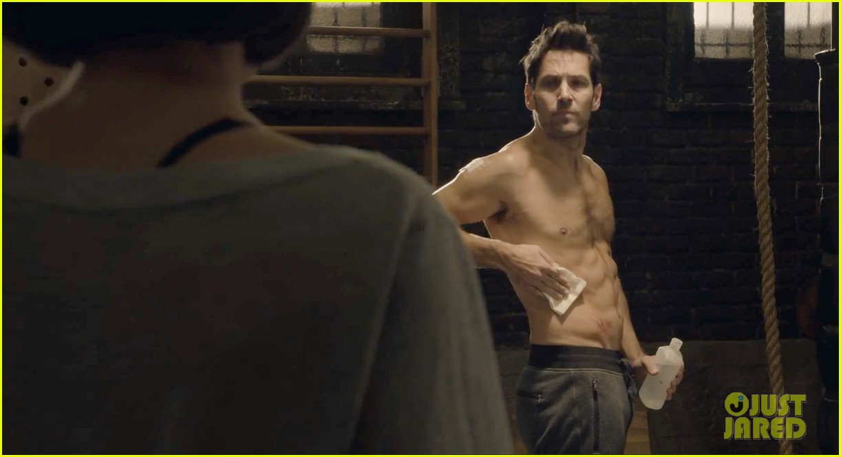 Poor Paul Rudd... He had too look sexy... THEY EXPLOITED HIM!!! (Just Jared)