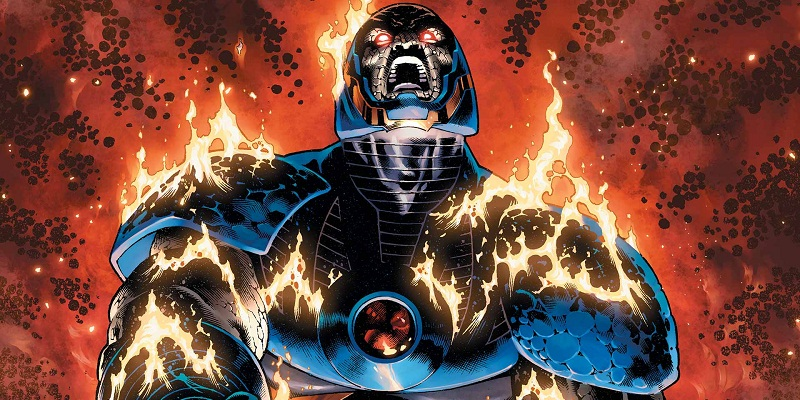 Possible details on Darkseid's role in Justice League: Part One revealed!