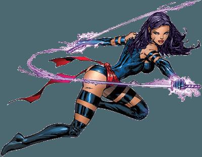 Psylocke (Comic Vine)
