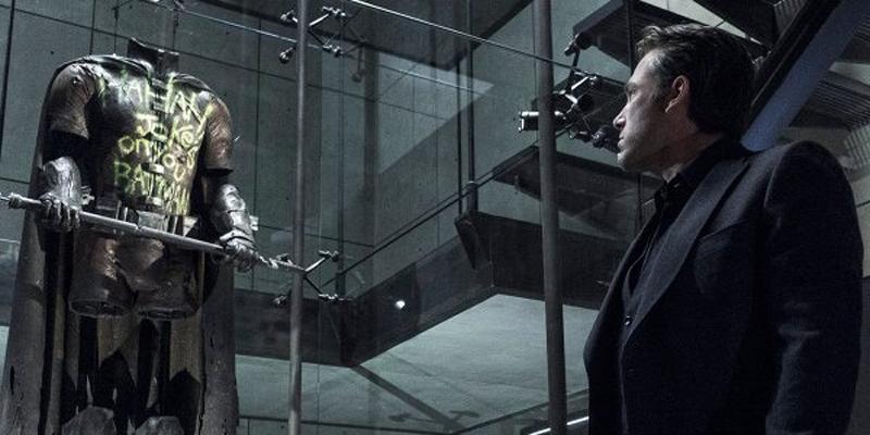 Warner Bros confirms the identity of Batman v Superman's dead Robin!