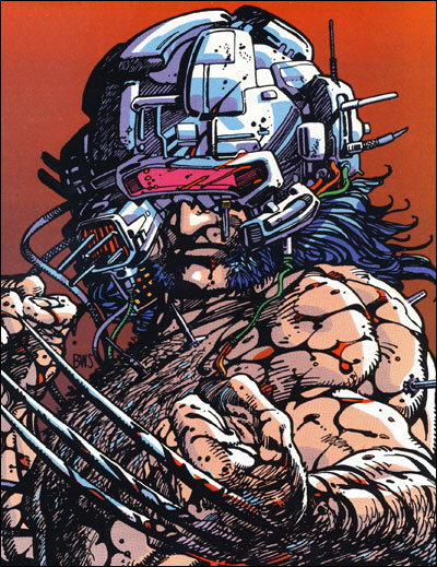 Weapon X (Comic Vine)