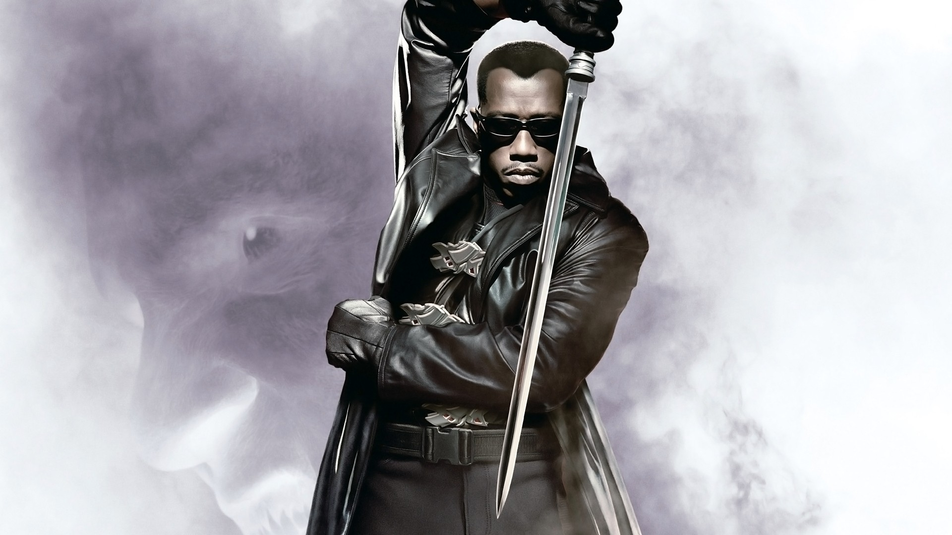Wesley Snipes is Blade (The Independent)