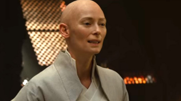 The Ancient One. Source: Marvel Studios