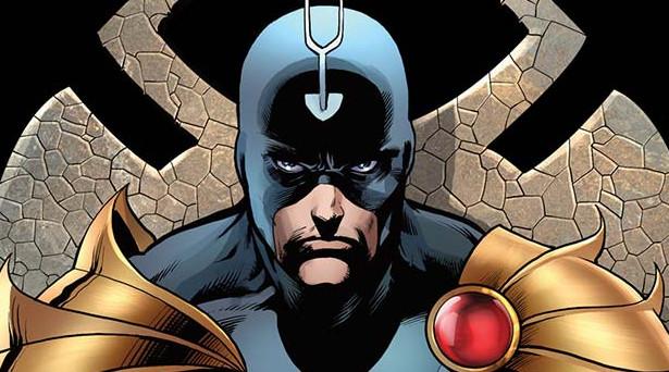 Black Bolt. Source: Marvel Comics