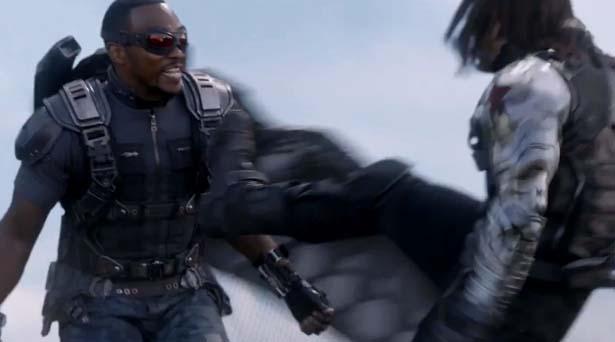 Falcon & Bucky Barnes. Source: Marvel Studios