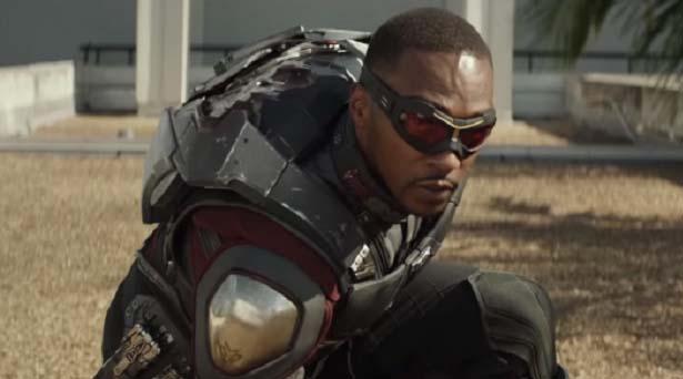 Falcon. Source: Marvel Studios