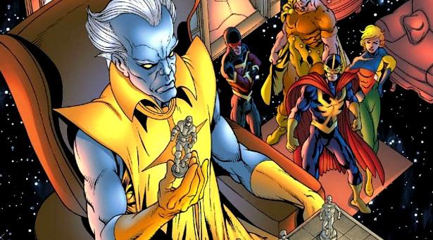Grandmaster. Source: Marvel Comics