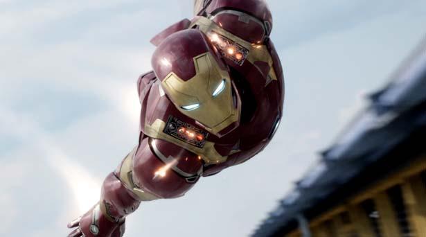 Iron Man. Source: Marvel Studios
