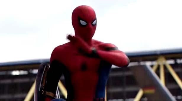 Spider-Man. Source: Marvel Studios / Sony Pictures