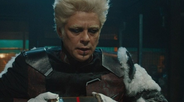 The Collector. Source: Marvel Studios