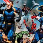 All heroes united (Newsarama)