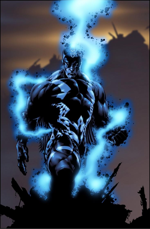 Black Bolt (Lightly Buzz Feed)