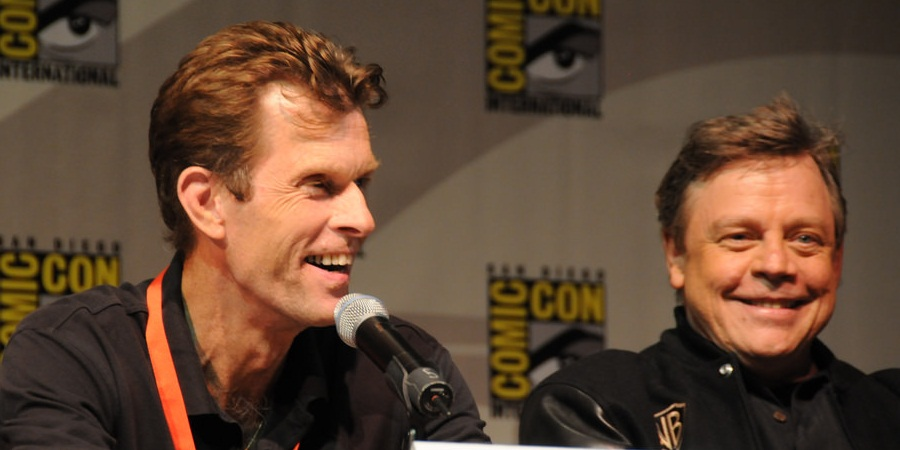 Kevin Conroy is glad to have worked with Mark Hamill again for Batman: The Killing Joke!