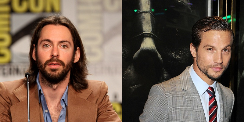 Martin Starr and Logan Marshall-Green - the two new additions to Spider-Man: Homecoming cast roster