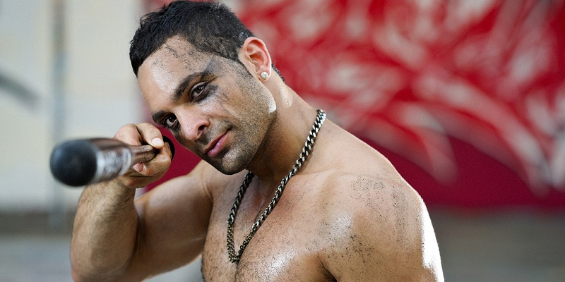 Michael Mando - one of the new cast members of Spider-Man: Homecoming!