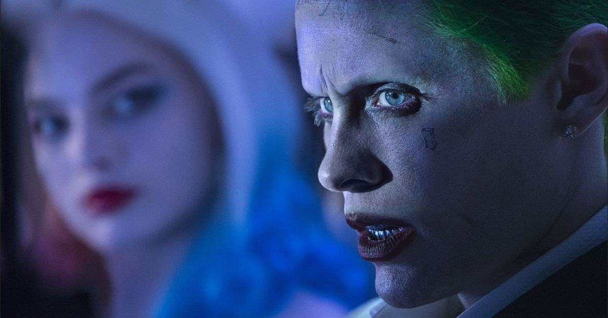 New Suicide Squad still featuring The Joker and Harley Quinn!