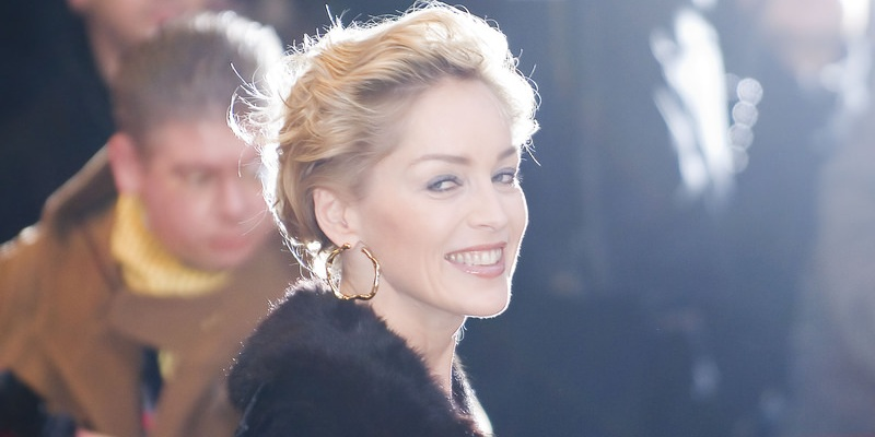 Sharon Stone reveals that her mysterious Marvel character is a superhero!