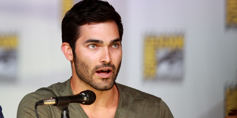 Tyler Hoechlin - the actor who will portray Superman in Supergirl Season 2!