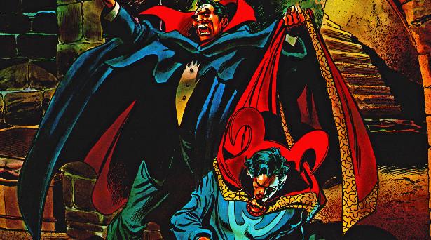 Dracula. Source: Marvel Comics