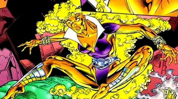 Her. Source: Marvel Comics