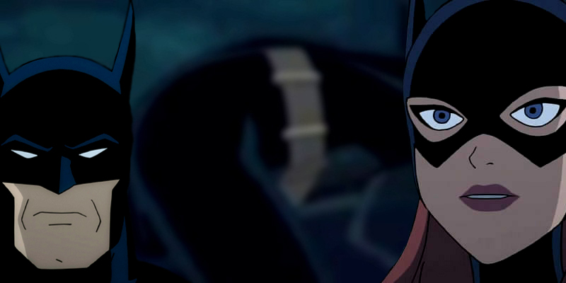 Batman: The Killing Joke Screenwriter explains the movie's controversial sexual relationship between Batman and Batgirl!