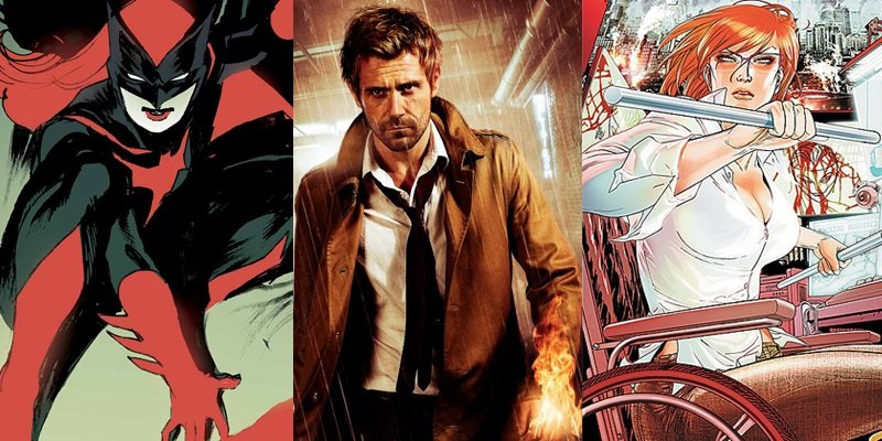 Batwoman, Constantine and Oracle are reportedly coming to The CW's DC TV shows!