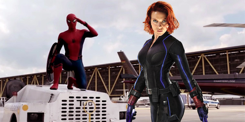 Black Widow cast reportedly spotted on the set of Spider-Man: Homecoming!