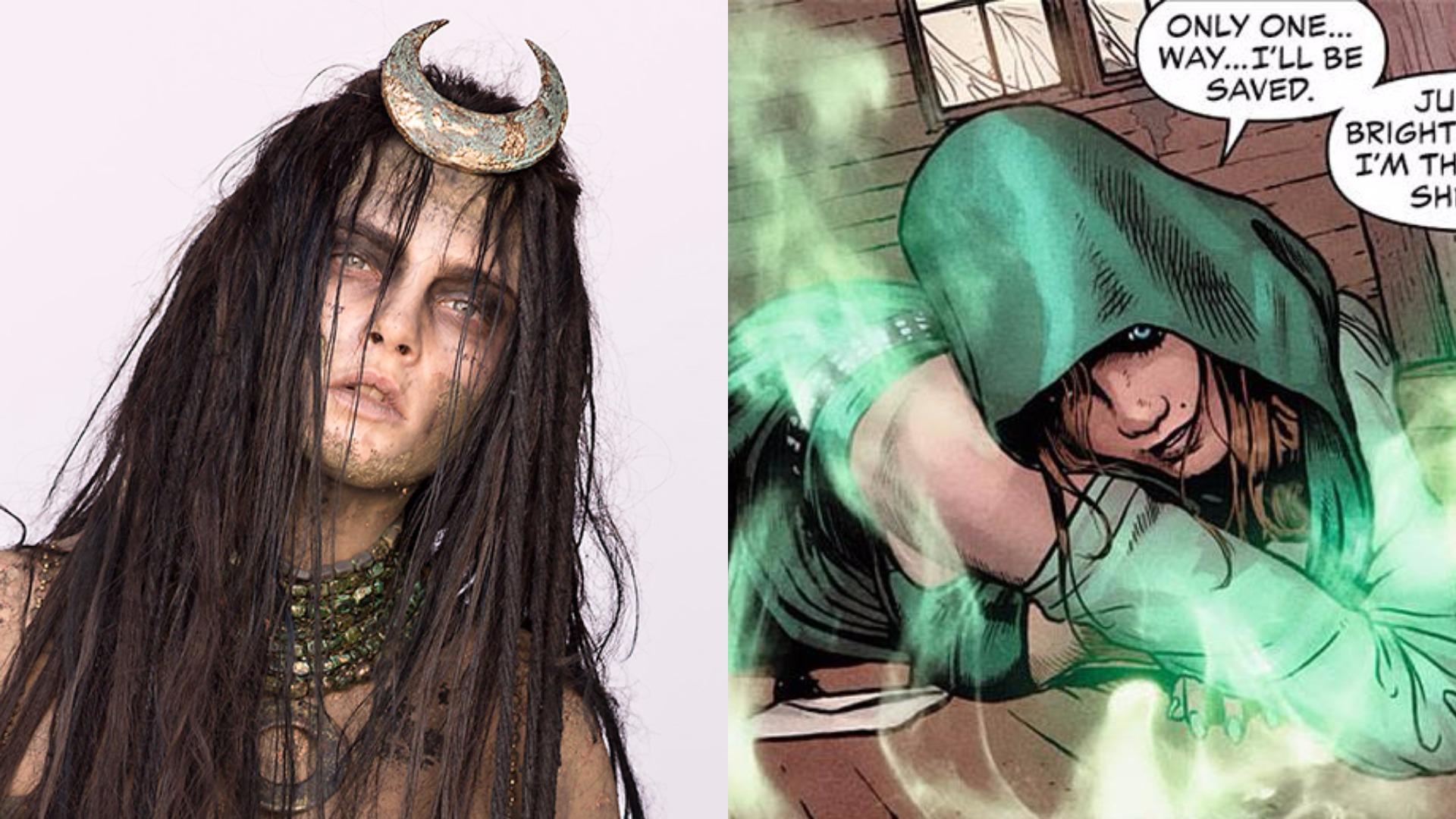 Enchantress (Comic Vine)