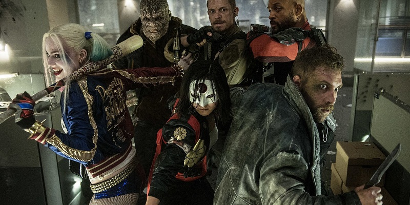 Exciting Suicide Squad plot details revealed!