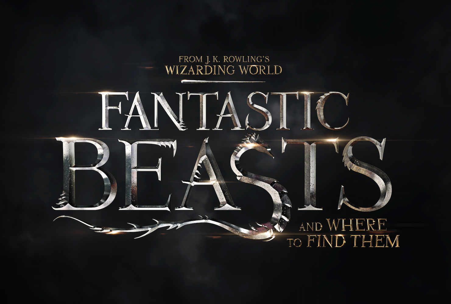 Fantastic Beasts and Where to Find Them (Just Jared)