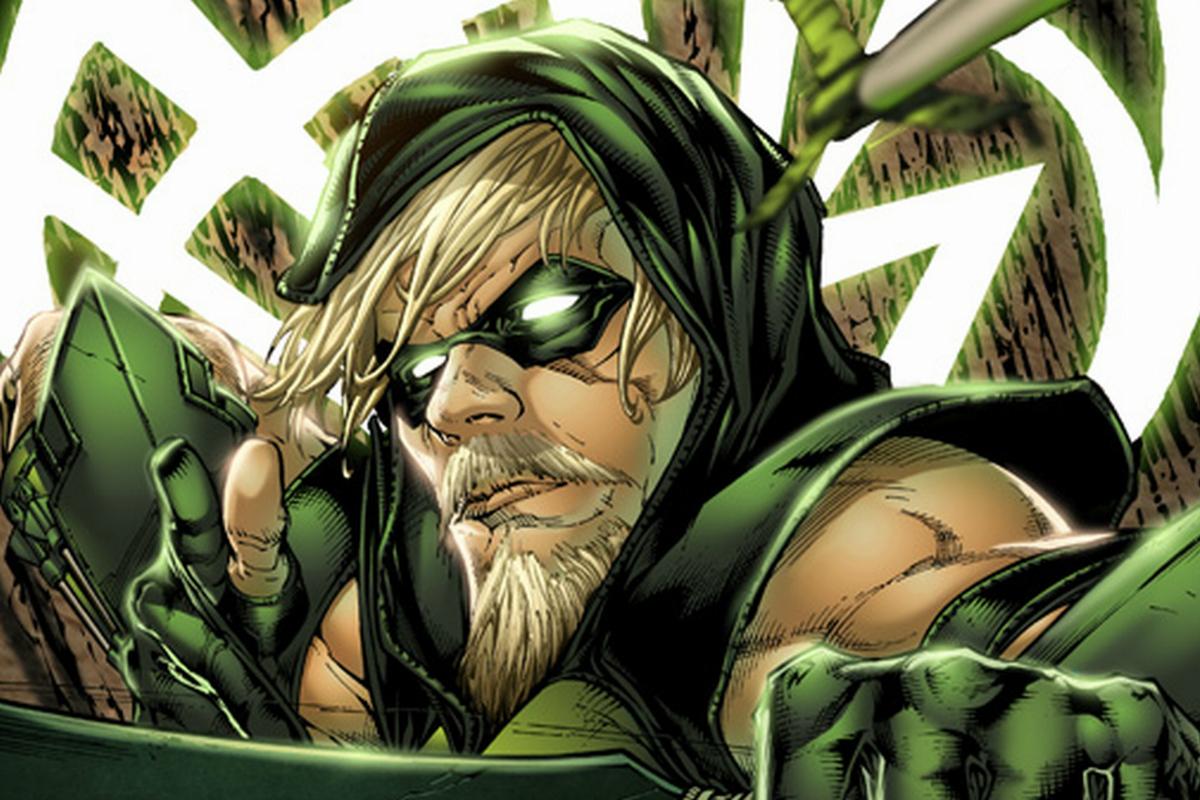 Green Arrow (HitFix)