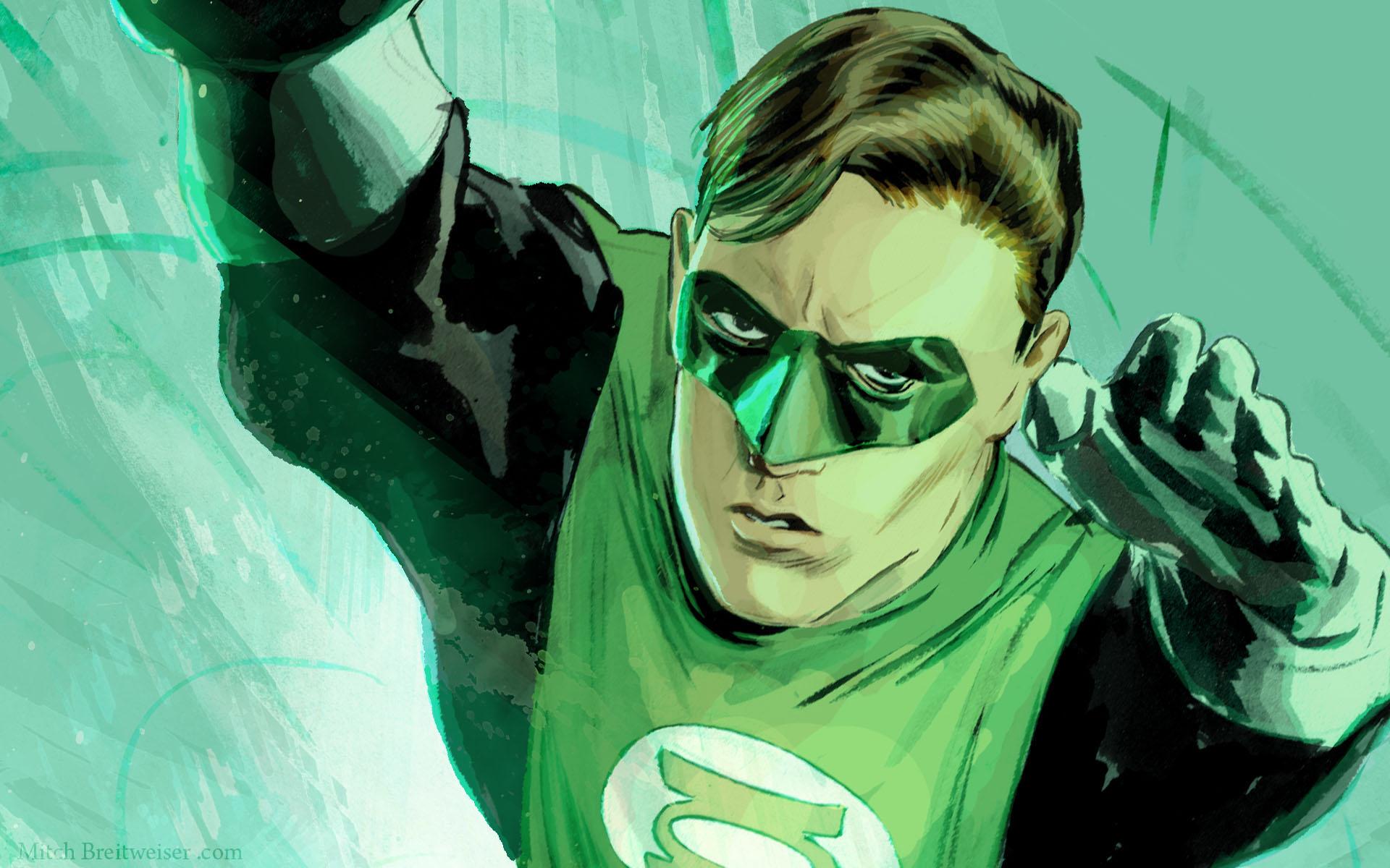 Hal Jordan (Zoom Comics)