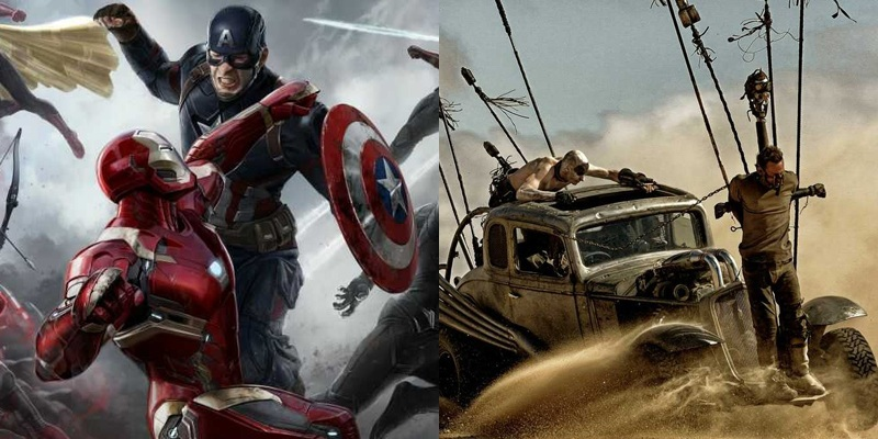 John McTiernan has a problem with comic book movies, Captain America and Mad Max: Fury Road
