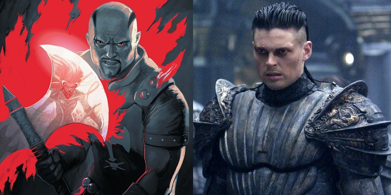 Karl Urban says Skurge goes through change in Thor: Ragnarok!