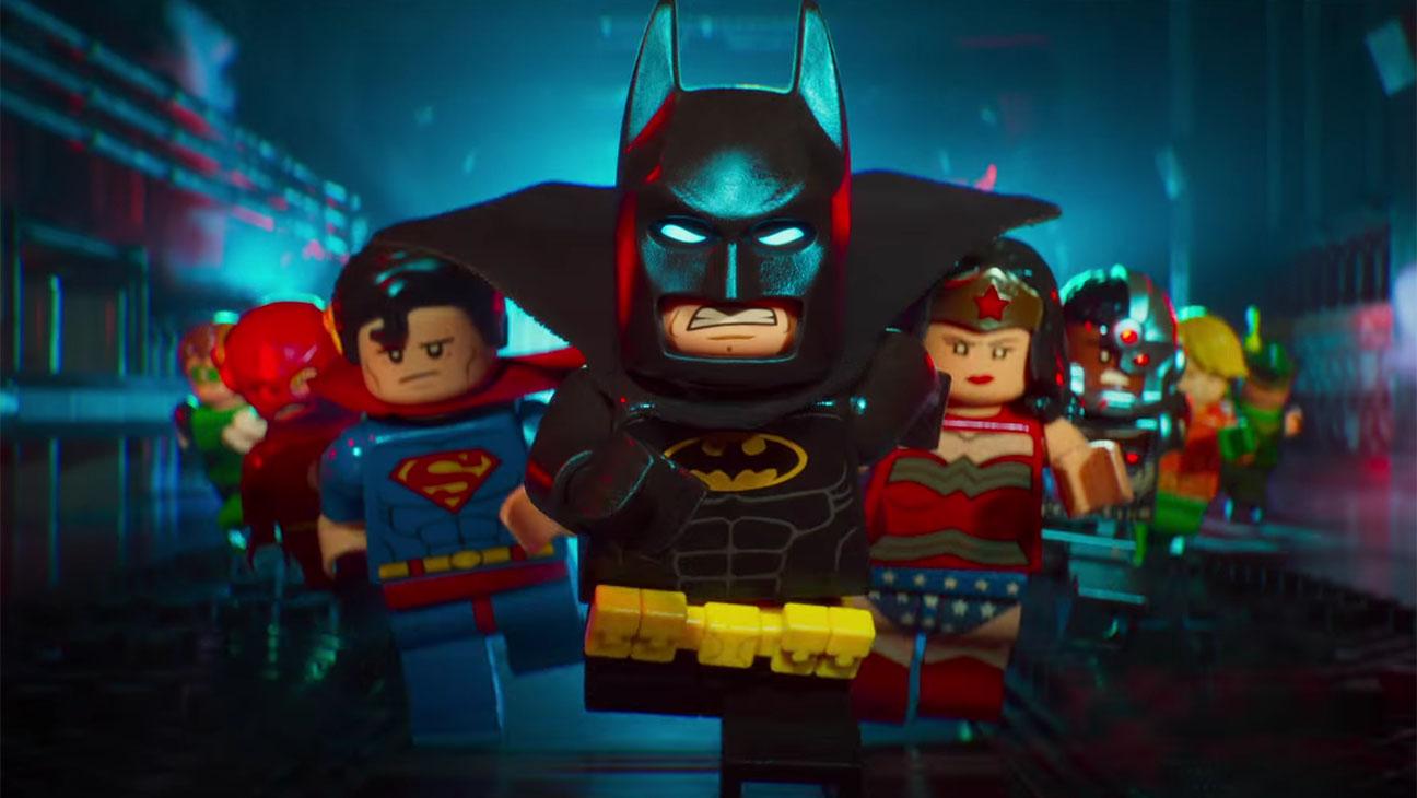 Lego Batman Movie (Hollywood Reporter)