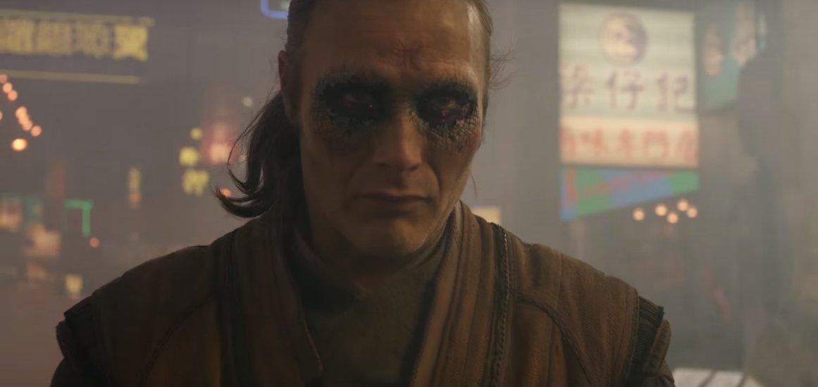 Mads Mikkelsen as Kaecilius (Marvel)