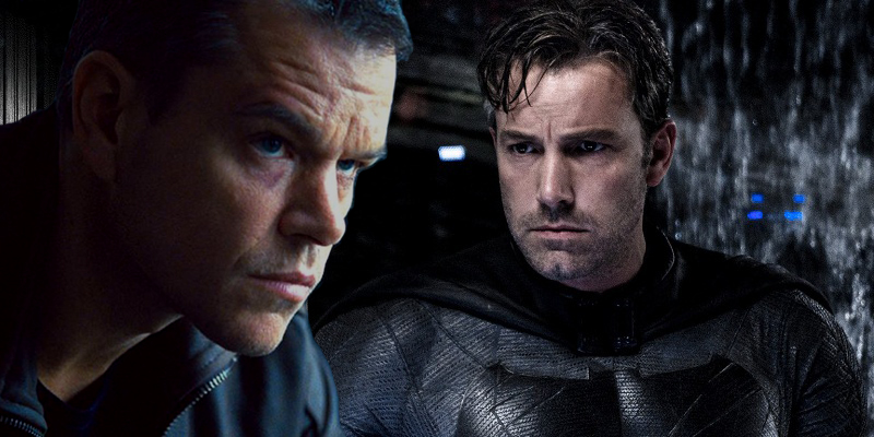 Matt Damon would portray a superhero character if Ben Affleck directs the movie!