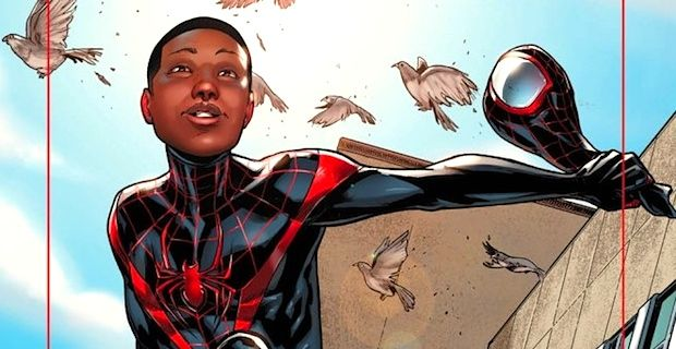 Miles Morales (Screen Rant)