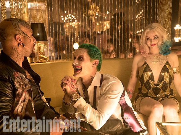Monster T, The Joker and Harley Quinn!