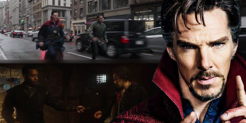 Scott Derrickson talks about the evolution in Doctor Strange and Baron Mordo's relationship