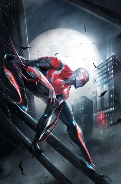 Spider-Man 2099 (Comic Vine)