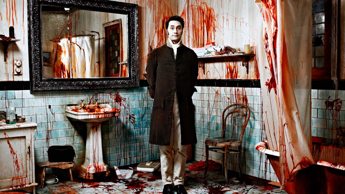 Taika Waititi in What We Do in the Shadows (Collider)